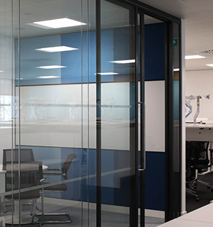 Complete Glass Package for Office Fit Out